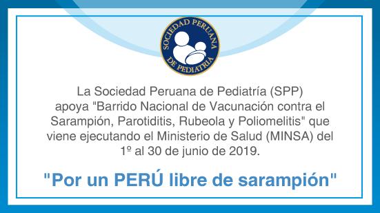 SPP Vacunas 2019